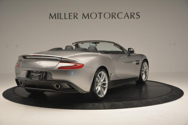 Used 2016 Aston Martin Vanquish Convertible for sale Sold at Bugatti of Greenwich in Greenwich CT 06830 7