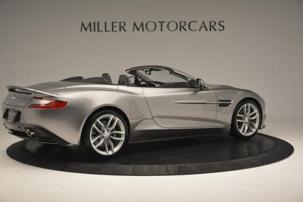 Used 2016 Aston Martin Vanquish Convertible for sale Sold at Bugatti of Greenwich in Greenwich CT 06830 8