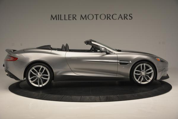 Used 2016 Aston Martin Vanquish Convertible for sale Sold at Bugatti of Greenwich in Greenwich CT 06830 9
