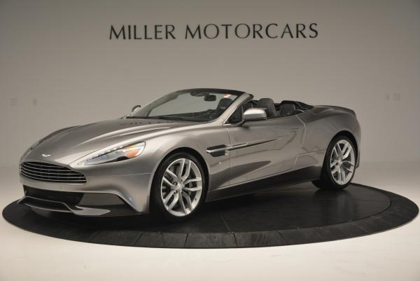 Used 2016 Aston Martin Vanquish Convertible for sale Sold at Bugatti of Greenwich in Greenwich CT 06830 1