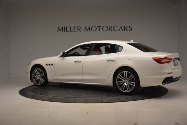 New 2017 Maserati Quattroporte S Q4 GranSport for sale Sold at Bugatti of Greenwich in Greenwich CT 06830 4