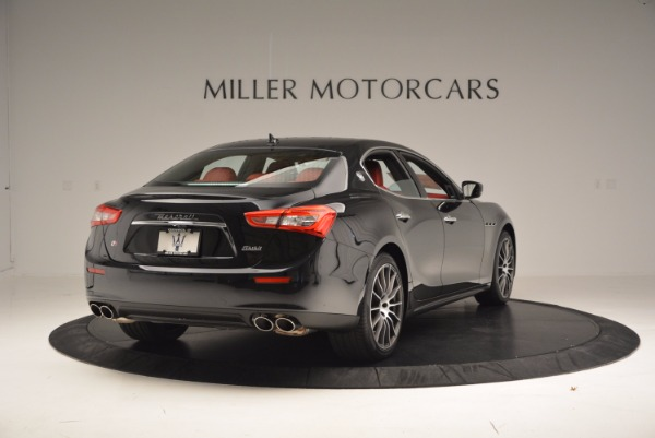 New 2017 Maserati Ghibli S Q4 for sale Sold at Bugatti of Greenwich in Greenwich CT 06830 7