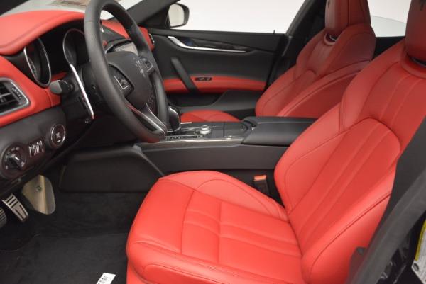 New 2017 Maserati Ghibli SQ4 for sale Sold at Bugatti of Greenwich in Greenwich CT 06830 16