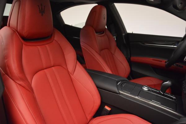 New 2017 Maserati Ghibli SQ4 for sale Sold at Bugatti of Greenwich in Greenwich CT 06830 20