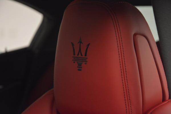 New 2017 Maserati Ghibli SQ4 for sale Sold at Bugatti of Greenwich in Greenwich CT 06830 21