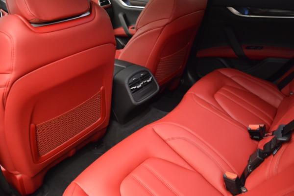 New 2017 Maserati Ghibli SQ4 for sale Sold at Bugatti of Greenwich in Greenwich CT 06830 22