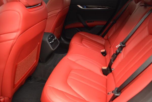 New 2017 Maserati Ghibli SQ4 for sale Sold at Bugatti of Greenwich in Greenwich CT 06830 23