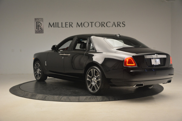 New 2017 Rolls-Royce Ghost for sale Sold at Bugatti of Greenwich in Greenwich CT 06830 5