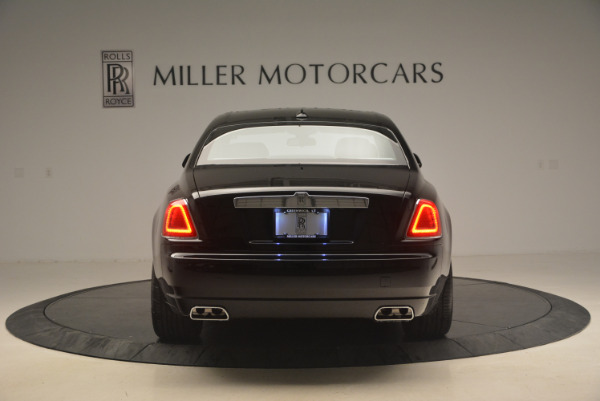 New 2017 Rolls-Royce Ghost for sale Sold at Bugatti of Greenwich in Greenwich CT 06830 6