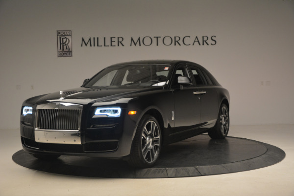 New 2017 Rolls-Royce Ghost for sale Sold at Bugatti of Greenwich in Greenwich CT 06830 1
