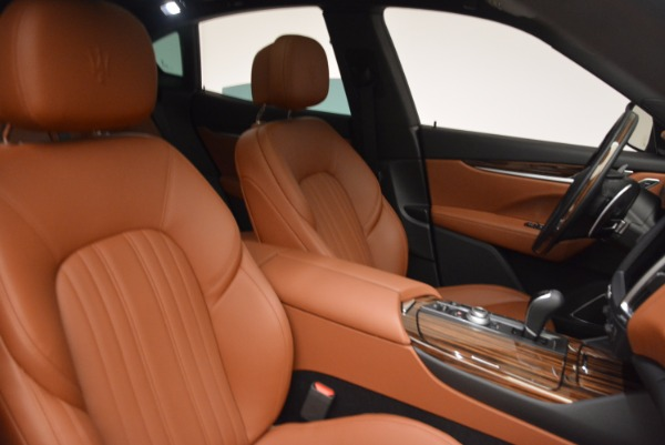 New 2017 Maserati Levante S for sale Sold at Bugatti of Greenwich in Greenwich CT 06830 21