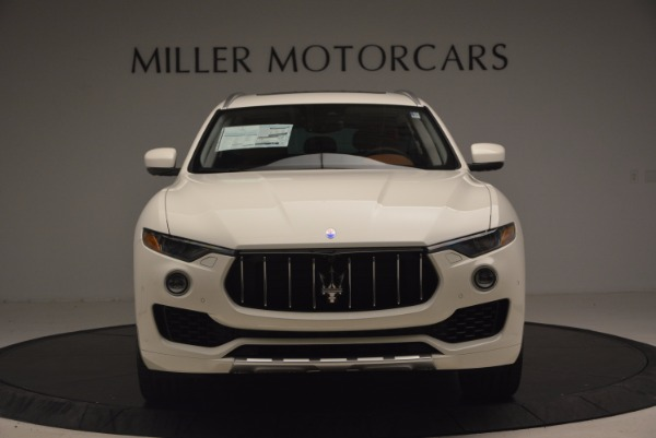 New 2017 Maserati Levante S Q4 for sale Sold at Bugatti of Greenwich in Greenwich CT 06830 12