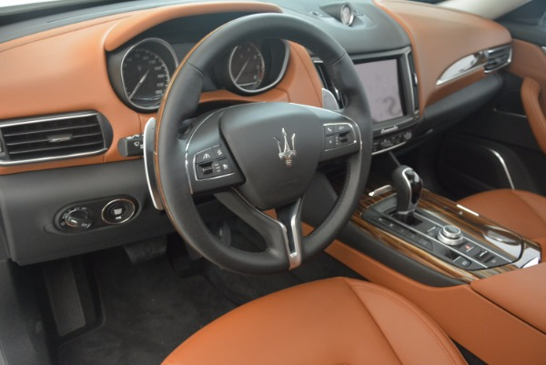 New 2017 Maserati Levante S Q4 for sale Sold at Bugatti of Greenwich in Greenwich CT 06830 13
