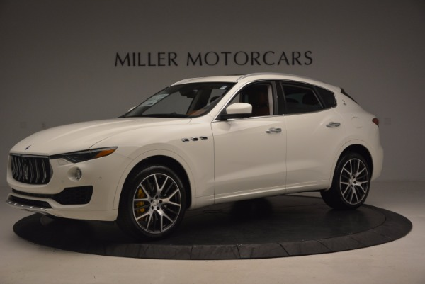 New 2017 Maserati Levante S Q4 for sale Sold at Bugatti of Greenwich in Greenwich CT 06830 2