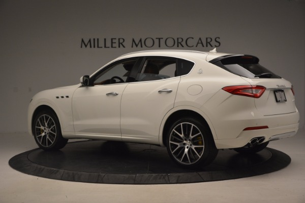 New 2017 Maserati Levante S Q4 for sale Sold at Bugatti of Greenwich in Greenwich CT 06830 4