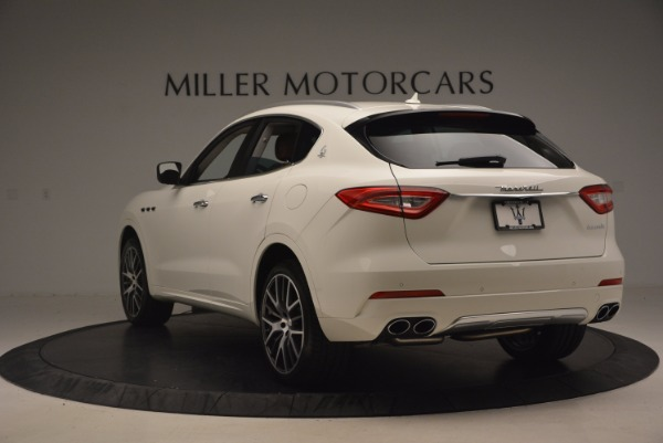 New 2017 Maserati Levante S Q4 for sale Sold at Bugatti of Greenwich in Greenwich CT 06830 5