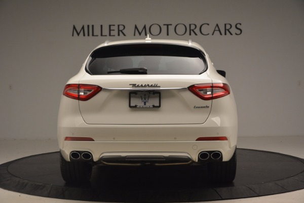 New 2017 Maserati Levante S Q4 for sale Sold at Bugatti of Greenwich in Greenwich CT 06830 6