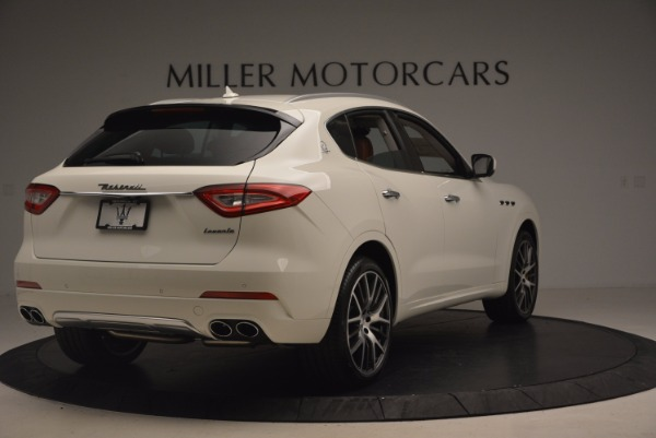 New 2017 Maserati Levante S Q4 for sale Sold at Bugatti of Greenwich in Greenwich CT 06830 7