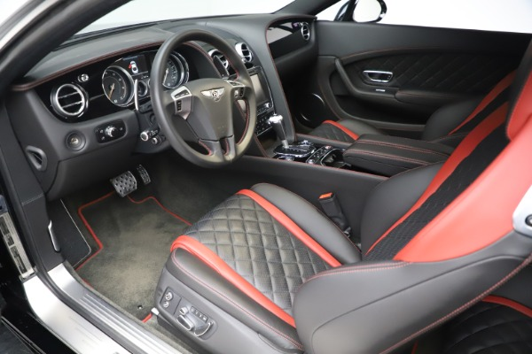 Used 2017 Bentley Continental GT V8 S for sale Sold at Bugatti of Greenwich in Greenwich CT 06830 18