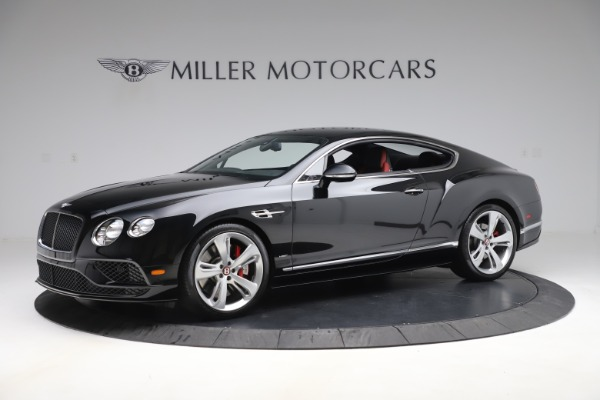 Used 2017 Bentley Continental GT V8 S for sale Sold at Bugatti of Greenwich in Greenwich CT 06830 3