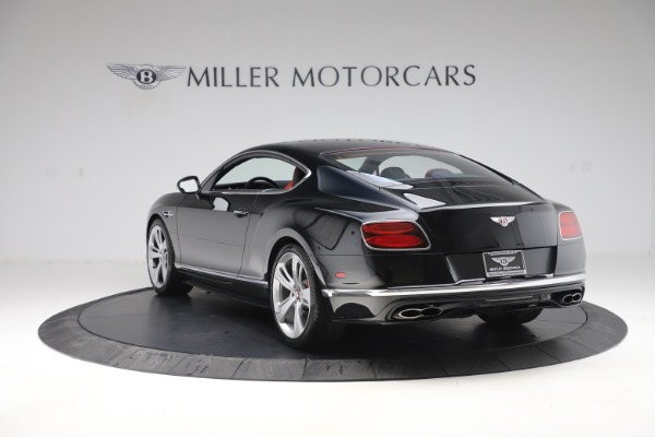 Used 2017 Bentley Continental GT V8 S for sale Sold at Bugatti of Greenwich in Greenwich CT 06830 6