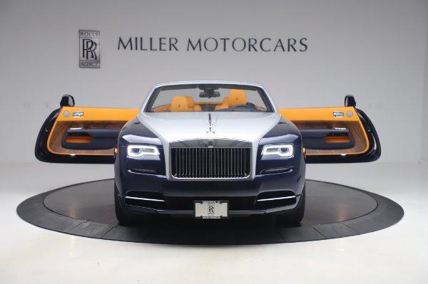 New 2017 Rolls-Royce Dawn for sale Sold at Bugatti of Greenwich in Greenwich CT 06830 10