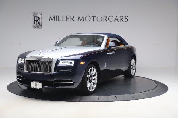New 2017 Rolls-Royce Dawn for sale Sold at Bugatti of Greenwich in Greenwich CT 06830 12