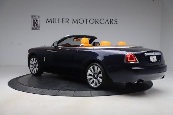New 2017 Rolls-Royce Dawn for sale Sold at Bugatti of Greenwich in Greenwich CT 06830 5
