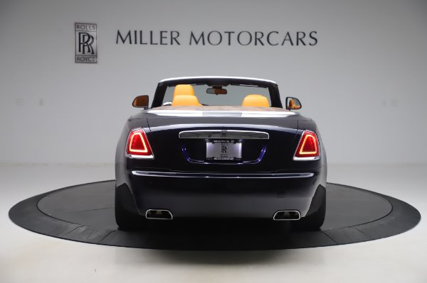 New 2017 Rolls-Royce Dawn for sale Sold at Bugatti of Greenwich in Greenwich CT 06830 6