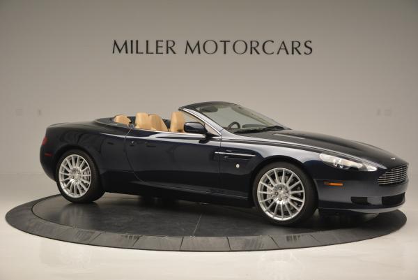 Used 2007 Aston Martin DB9 Volante for sale Sold at Bugatti of Greenwich in Greenwich CT 06830 10