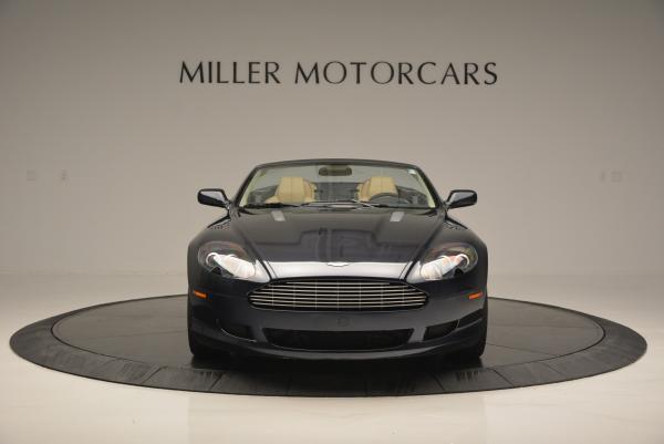 Used 2007 Aston Martin DB9 Volante for sale Sold at Bugatti of Greenwich in Greenwich CT 06830 12