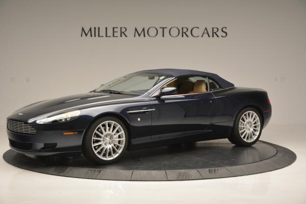 Used 2007 Aston Martin DB9 Volante for sale Sold at Bugatti of Greenwich in Greenwich CT 06830 14