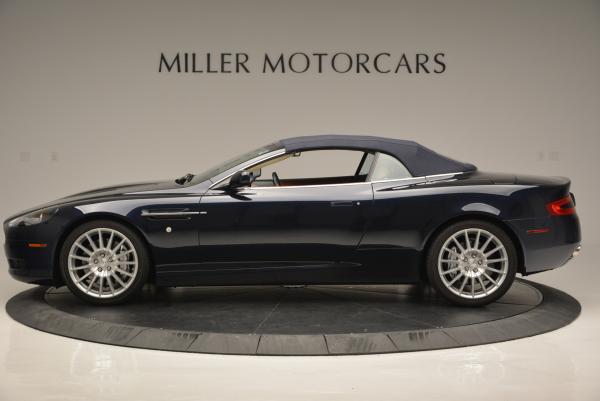 Used 2007 Aston Martin DB9 Volante for sale Sold at Bugatti of Greenwich in Greenwich CT 06830 15