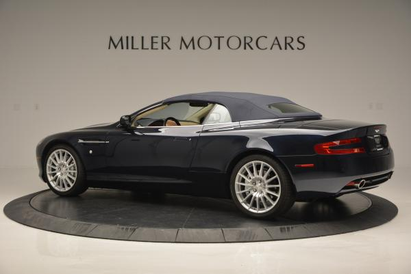 Used 2007 Aston Martin DB9 Volante for sale Sold at Bugatti of Greenwich in Greenwich CT 06830 16