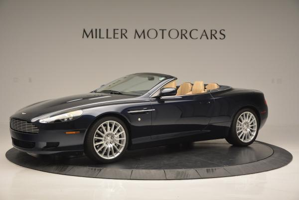Used 2007 Aston Martin DB9 Volante for sale Sold at Bugatti of Greenwich in Greenwich CT 06830 2