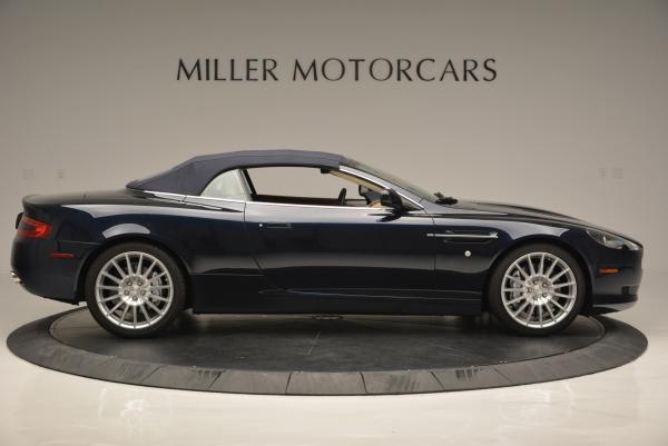 Used 2007 Aston Martin DB9 Volante for sale Sold at Bugatti of Greenwich in Greenwich CT 06830 21