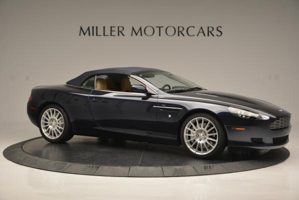Used 2007 Aston Martin DB9 Volante for sale Sold at Bugatti of Greenwich in Greenwich CT 06830 22