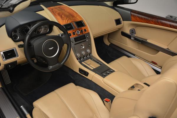 Used 2007 Aston Martin DB9 Volante for sale Sold at Bugatti of Greenwich in Greenwich CT 06830 24