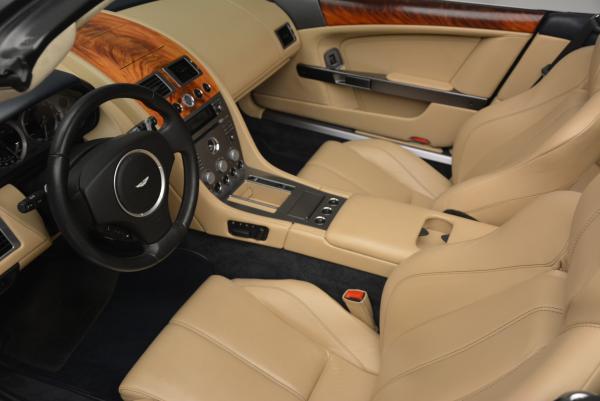 Used 2007 Aston Martin DB9 Volante for sale Sold at Bugatti of Greenwich in Greenwich CT 06830 25