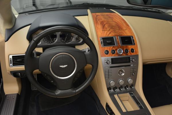 Used 2007 Aston Martin DB9 Volante for sale Sold at Bugatti of Greenwich in Greenwich CT 06830 26