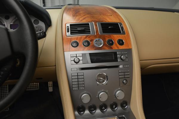 Used 2007 Aston Martin DB9 Volante for sale Sold at Bugatti of Greenwich in Greenwich CT 06830 28