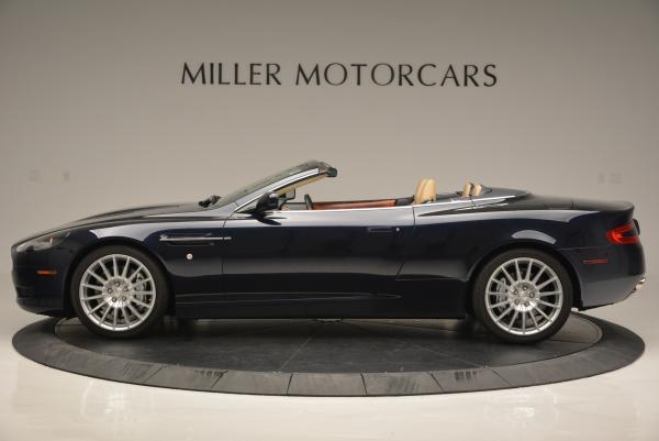 Used 2007 Aston Martin DB9 Volante for sale Sold at Bugatti of Greenwich in Greenwich CT 06830 3