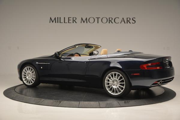Used 2007 Aston Martin DB9 Volante for sale Sold at Bugatti of Greenwich in Greenwich CT 06830 4