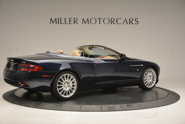Used 2007 Aston Martin DB9 Volante for sale Sold at Bugatti of Greenwich in Greenwich CT 06830 8