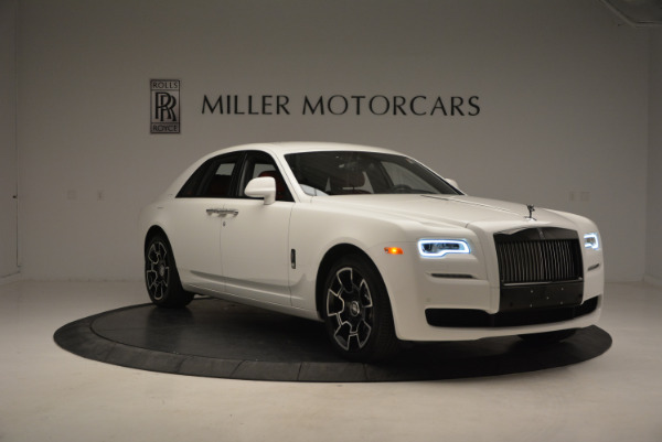 New 2017 Rolls-Royce Ghost Black Badge for sale Sold at Bugatti of Greenwich in Greenwich CT 06830 11