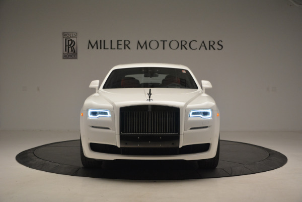 New 2017 Rolls-Royce Ghost Black Badge for sale Sold at Bugatti of Greenwich in Greenwich CT 06830 12