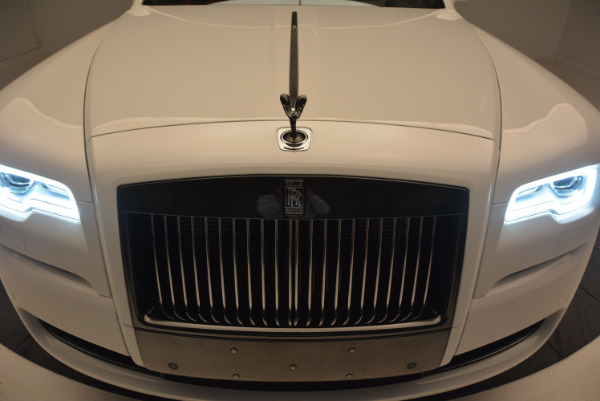 New 2017 Rolls-Royce Ghost Black Badge for sale Sold at Bugatti of Greenwich in Greenwich CT 06830 14