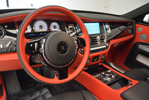 New 2017 Rolls-Royce Ghost Black Badge for sale Sold at Bugatti of Greenwich in Greenwich CT 06830 20