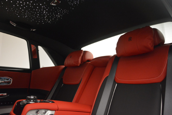 New 2017 Rolls-Royce Ghost Black Badge for sale Sold at Bugatti of Greenwich in Greenwich CT 06830 26