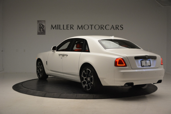 New 2017 Rolls-Royce Ghost Black Badge for sale Sold at Bugatti of Greenwich in Greenwich CT 06830 5